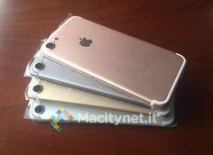 iPhone 7 Leak: Doch kein Deep Blue & stärkerer Akku? - https://apfeleimer.de/2016/07/iphone-7-leak-doch-kein-deep-blue-staerkerer-akku - Heute haben wir für Euch einen neuen Bilder-Leak des iPhone 7 im Angebot. Auf den Bildern, die auf MacityNet aufgetaucht sind, sind vier Gehäuserückseiten des neuen Apple iPhone 7 zu sehen. Und zwar in den bisher bekannten Farben, in denen auch der Vorgänger erschien. Eine spekulierte Deep Blu...
