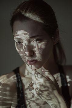 muster / licht  Rebecca Rocchi by Alessio Albi
