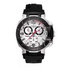 T-Race Men's Quartz Chronograph Sport Watch