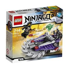 lego ninjago playthmes 70720 jeu de construction le planeur scie amazonfr jeux et jouets