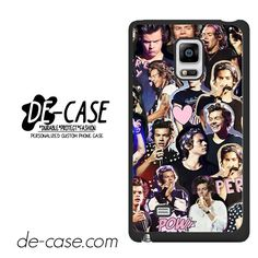 Harry Styles Collage One Direction DEAL-5168 Samsung Phonecase Cover For Samsung Galaxy Note Edge