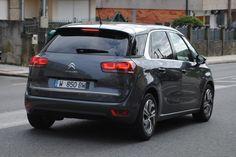 Citroen C4 Picasso spy photo Used Car Parts, Used Cars, Picasso, Citroen Car, Spy, Vehicles, Photos, Automobile, Pictures