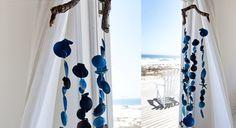 #Déco #bord de #mer : un #mobile de #coquillages