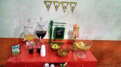 Mesa de suco