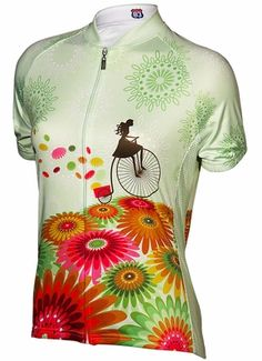 b89ff77d5 Spring Biking Womens Cycling Jersey by 83 Sportswear Rapha Cycling