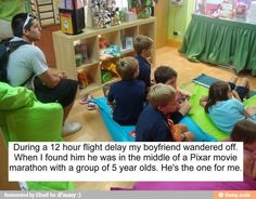 Find a guy like him and marry him lol