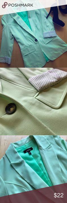 A. Buyer Mint Green Blazer A. Buyer || Size Small Jackets & Coats Blazers