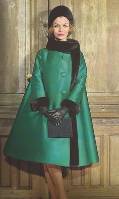 Wonderful Coat <3 1960's