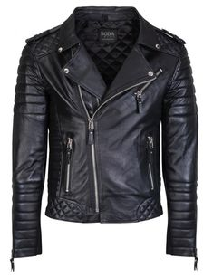BODA SKINS Kay Michaels Quilted Biker