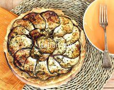 Italian Eggplant Tart