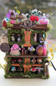Fairy Garden Ideas (49)