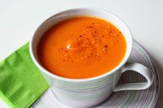 Cook Play Explore: Simple sweet potato soup for spring