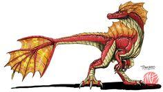 Titanasour, Godzilla fan redo