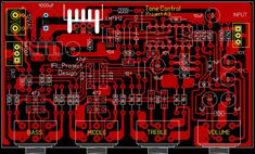 Tone Control TL084 Project A3 Class D Amplifier, Audio Amplifier, Circuit Diagram, Circuit Board, A3, Projects, Design, Boxes, Billboard