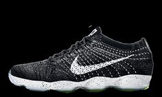 Nike Womens Zoom Agility Flyknit Black - Where To Buy - Sneaker Release, February 2015, Best Sneakers, Nike Women, Smooth, Stuff To Buy, Black, Products, Fashion