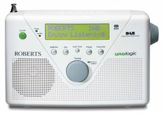 Roberts SolarDAB 2 DAB Radio:  http://hofra.sr/ylLrd