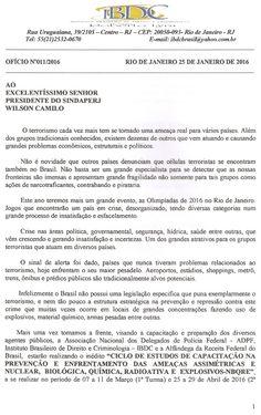 ALEXANDRE GUERREIRO: RJ - CURSO DE CAPACITAÇÃO NO COMBATE AO TERRORISMO...