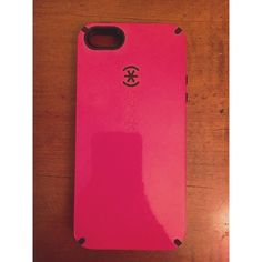 iPhone 5/5S pink speck case Hot pink speck case for the iPhone 5/5S Speck Other