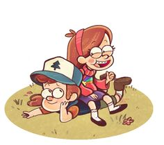 Gravity Falls by ~Alyssizzle-Smithness on deviantART