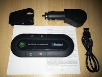 Produkttests und mehr: Patuoxun® Bluetooth Multipoint Freisprechen Kfz-Se...