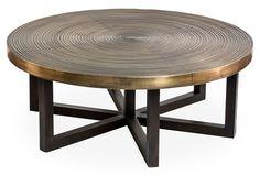 Spoolee coffee table
