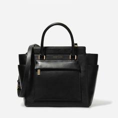 Work Handbag - Black - Handbag - Bags | CHARLES & KEITH