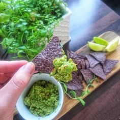My friday favorite 👆🏼 🥑 Guacamole with mexican blue corn tortilla 💙 Whats your favourite #friyay snack? #godtno #foodartblog #eeeeeats #buzzfeedfood #guacamole #f52grams #huffposttaste #goodeats #matprat#matfrafolket #tortilla #matbloggsentralen #feedfeed #iamwellandgood #buzzfeast #food52 #instafood #foodster #healthy #homemade #enjoy #lifestyle #good #delicious #healthylifestyle #sogood #foodporn #insta #meal @thechefpit @thefeedfeed @matprat.no @gmn Blue Corn Tortillas, Buzzfeed Food, Food 52, Creative Food, Avocado Toast, Guacamole, Healthy Lifestyle, Food Porn, Friday