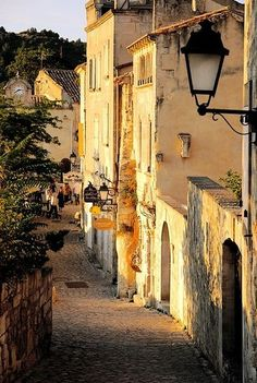 les baux-de-provence, france #travel #europe
