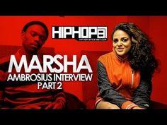 Marsha Ambrosius Talks Upcoming 'Friends & Lovers' Album, Current Status Of Philly R&B & More