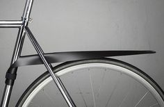 Rainy Ride Gear :: including a packable fender to stay riding in the wet season