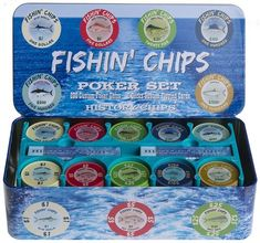 300 poker chips yin yang fan 8 stripe 11.5 gram
