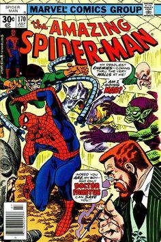The Amazing Spider-Man (Vol. 1) 170 (1977/07)