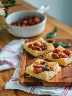 Savory Pastry, Savoury Baking, Most Delicious Recipe, Waffles, Appetizers, Yummy Food, Breakfast, Recipes, Ideas