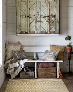 An inviting entryway is the first chapter to your home's story—own it. from Magnolia Market