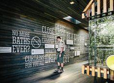 Sustainability Treehouse exhibit program