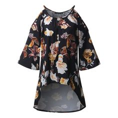 Vintage Floral Print Shirts 2017 ZANZEA Hot Sale Women Blouses Fashion Sexy Off Shoulder 3/4 Flare Sleeve Blusas Tops Plus Size-in Blouses & Shirts from Women's Clothing & Accessories on Aliexpress.com | Alibaba Group