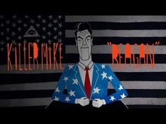 The hyper-political R.A.P. Music track gets a hyper-political animated video. @CTSart #reagan