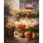Found it at Wayfair - 'Morning Glow' by Ian Cook Painting Print on Wrapped Canvas