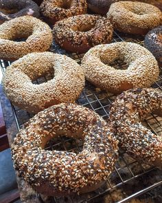 How To Make Bagels. The Breadtopia Bagel Recipe and Video tutorial for making genuine Sourdough Bagels.