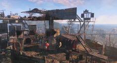 Fallout 4 Custom Made Shack