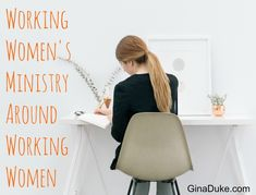 Women's Ministry Tip