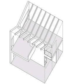 Bemerkenswert V House Interior Design Ideen In Leiden: V Haus In Den Himmel