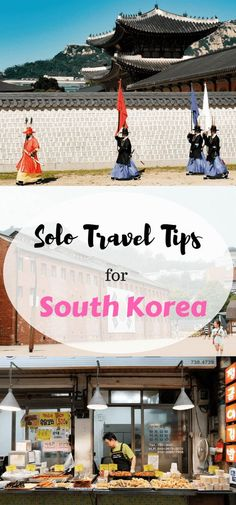 South Korea Solo Travel Tips Are you planning to go to South Korea solo? Don't worry, I've been there. Read the article to know where to go and what to do.