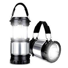 batteriebetrieben touch Led Laterne Camping Zeltlampe Leuchte Gartenlampe