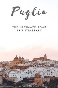 Planning a trip to Puglia? You need to read this post! Our full itinerary for our 10 day trip around one of the prettiest parts of Italy full of useful tips on the route to go, things to do, where to stay - and lots of tips to make it your best road trip yet! Puglia | Italy | Gallipoli | Matera | Masseria | Otranto | Trulli | Bari | Ostuni | Lecce | Alberobello | Brindisi | Road Trip | Puglia Itinerary | Beaches #Puglia #Italy #ItalyRoadTrip