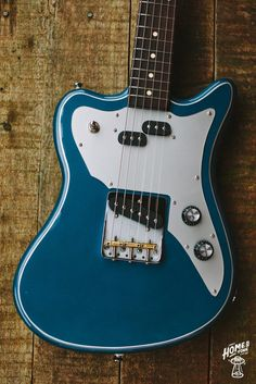 Walsh Guitars - DOXA