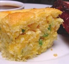 "Layered Mexican Cornbread: ""Fabulous! Everyone raved about this bread! Great flavor!"" -Sheila2"