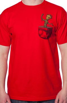 Groot Shirt: Super Heroes Marvel Guardians Of The Galaxy T-shirt