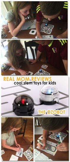 Real mom reviews, the Ozobot robot is a great way to introduce kids to robotics and programming. Simple to understand and use, it provides hours of STEM fun #ozobot @ozobot #stem