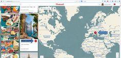 Place Pins ¡La nueva herramienta de geolocalización de Pinterest!